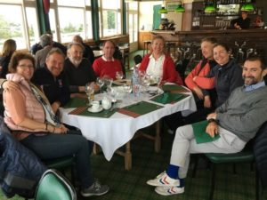 Golf à Dinard – Les Ormes – Avril 18