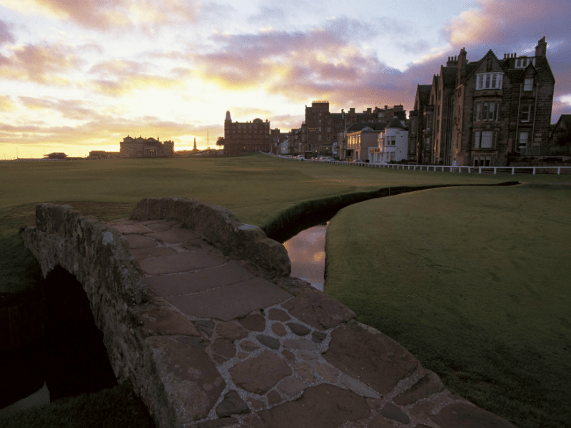 Golf Saint Andrews