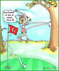 Humour : Quelques beaux swing …