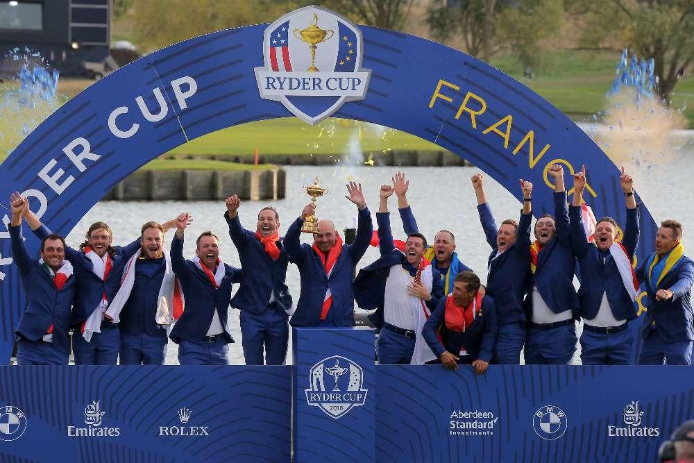 Bilan Ryder Cup 2018